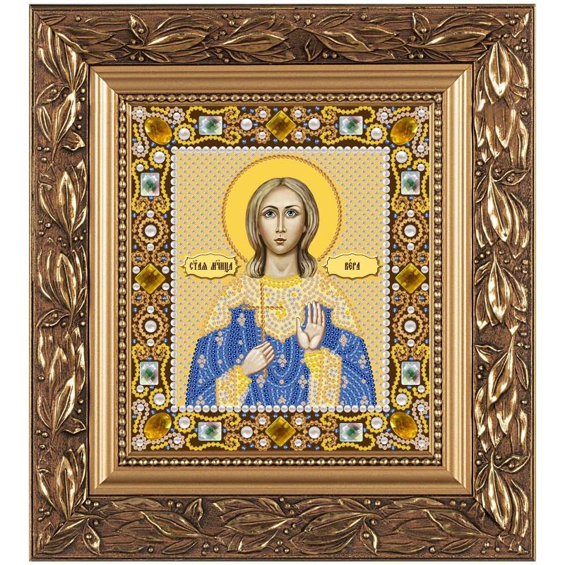 """Набiр для вишивання iкони """"Св. Мц. Віра"""""""