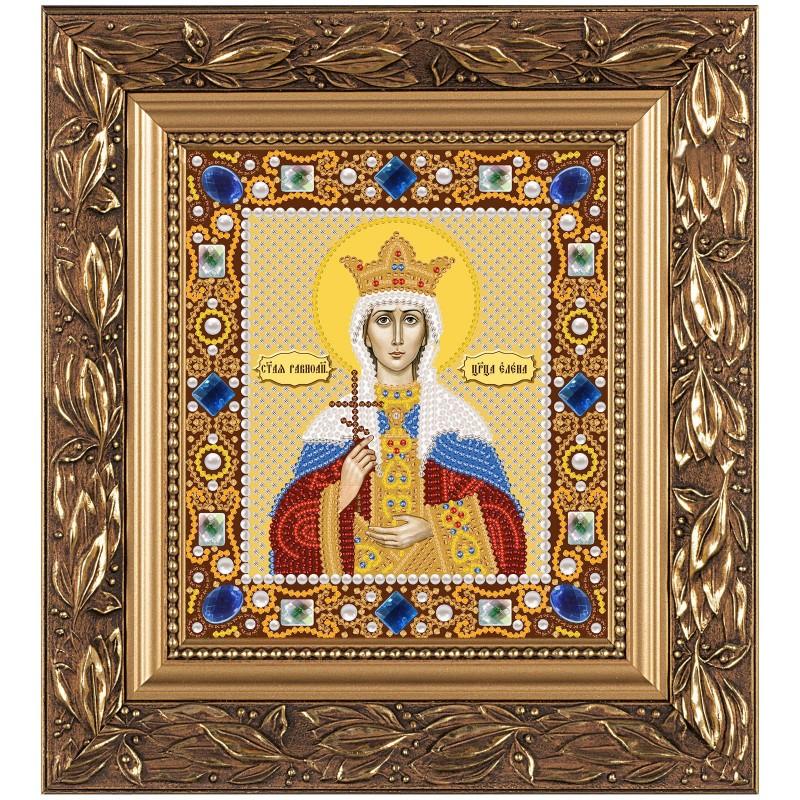 """Набiр для вишивання iкони """"Св. Равноап. Цариця Олена"""""""