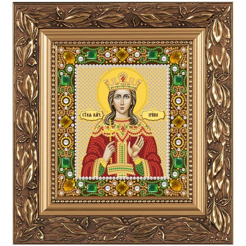 """Набiр для вишивання iкони """"Св. Вмц. Ірина Македонська"""""""