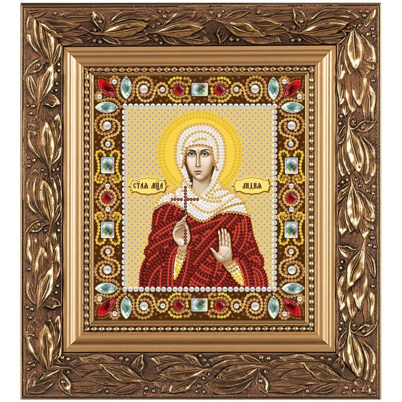 """Набiр для вишивання iкони """"Св. Мц. Лідія Ілірійська"""""""