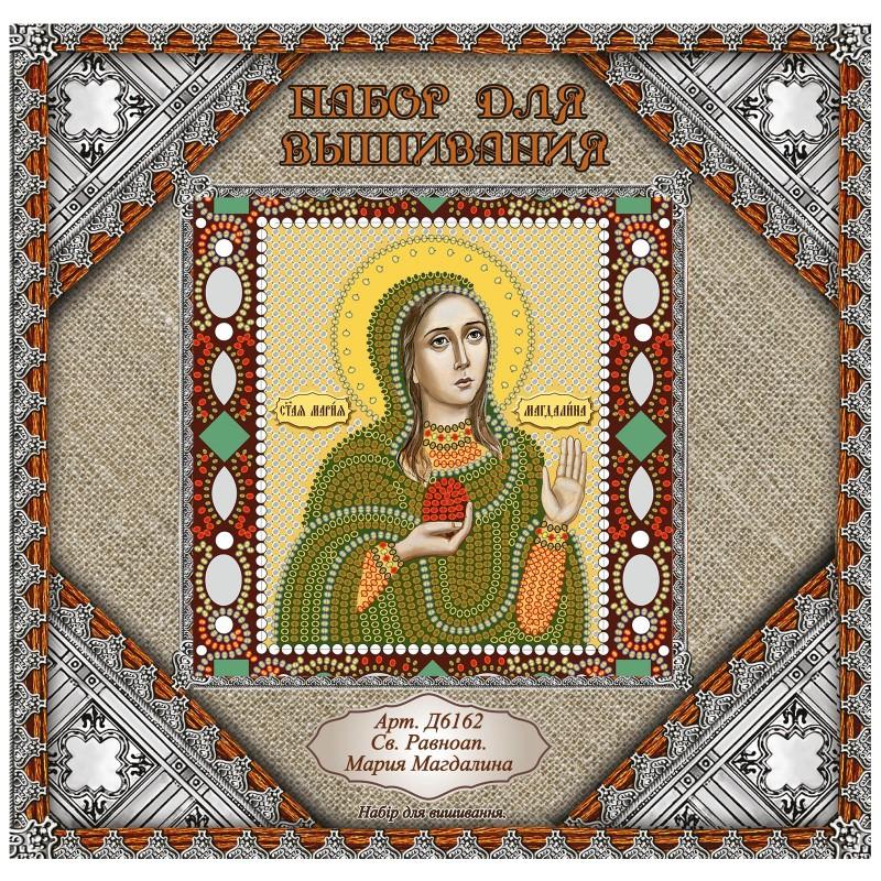 """Nova Sloboda - Набiр для вишивання iкони """"Св. Рівноап. Марія Магдалина"""" / фото №1039"""