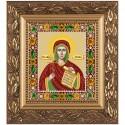 """Набiр для вишивання iкони """"Св. Мц. Наталія Нікомидійська"""""""
