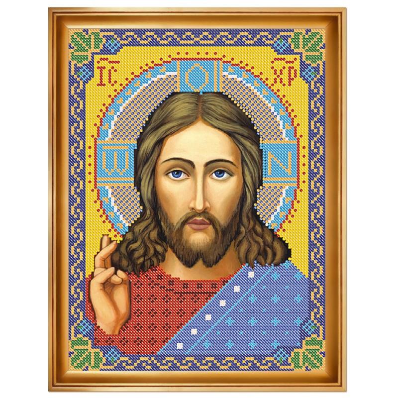 """Набiр для вишивання iкони """"Христос Спаситель"""""""