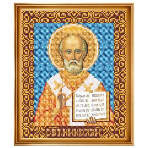 """Набор для вышивки иконы """"Св. Николай Чудотворец"""""""