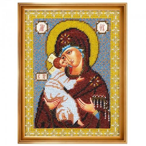 """Набор для вышивки иконы """"Богородица Владимирская"""""""
