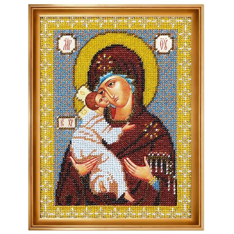 """Набiр для вишивання iкони """"Богородиця Володимирська"""""""