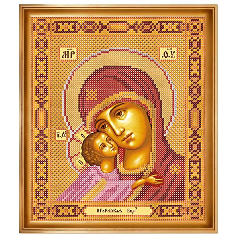 """Набiр для вишивання iкони """"Богородиця Ігорівська"""""""