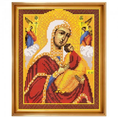 """Набiр для вишивання iкони """"Богородиця «Страсна»"""""""