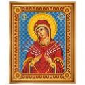 """Набiр для вишивання iкони """"Богородиця «Пом'якшення злих сердець»"""""""