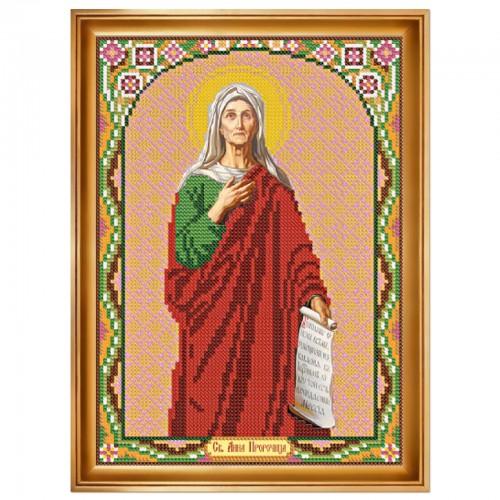 """Набор для вышивки иконы """"Св. Анна Пророчица"""""""