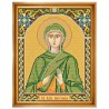 """Набiр для вишивання iкони """"Св. Вмц. Антоніна"""""""