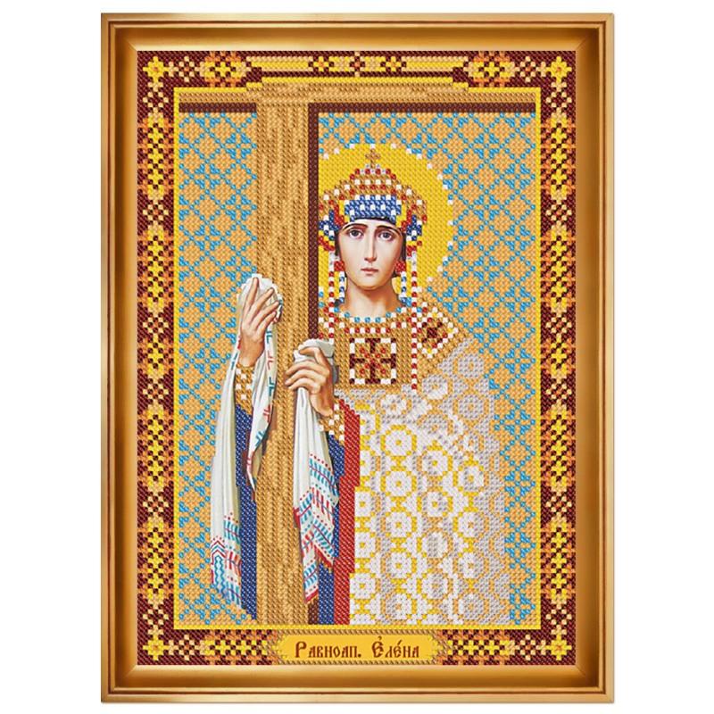 """Набiр для вишивання iкони """"Св. Рівноап. Цариця Олена"""""""