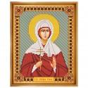 """Набор для вышивки иконы """"Св. Мц. Раиса (Ираида) Александрийская"""""""