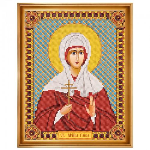 "Набiр для вишивання iкони ""Св. Мц. Раїса (Іраїда) Олександрійська"""
