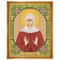 """Набiр для вишивання iкони """"Св. Прмц. Євдокія Іліопольська"""""""