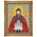 """Набiр для вишивання iкони """"Св. Блгв. Князь Даниїл (Данило) Московський"""""""