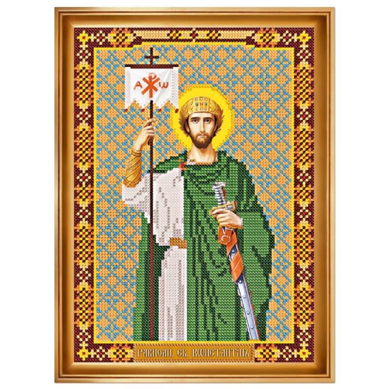 """Набiр для вишивання iкони """"Св. Рівноап. Цар Костянтин"""""""
