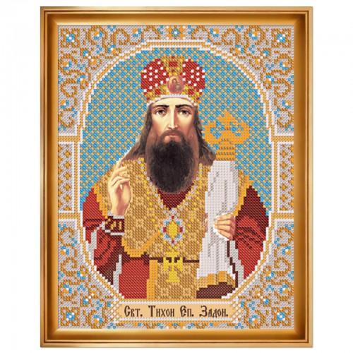 """Набiр для вишивання iкони """"Свт. Тихон Єпископ Задонський"""""""