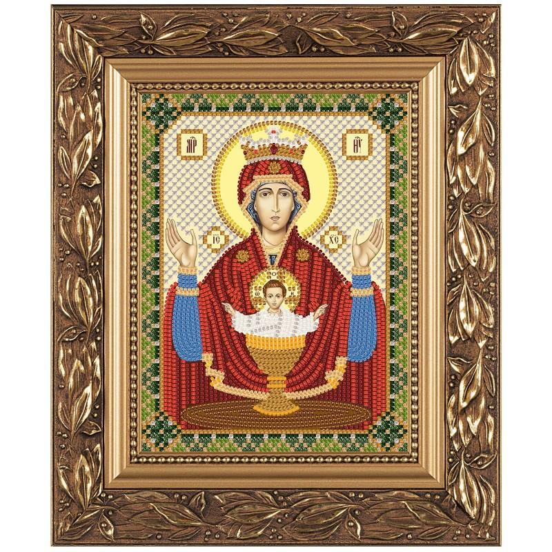 """Набiр для вишивання iкони """"Богородиця «Неупиваєма чаша»"""""""