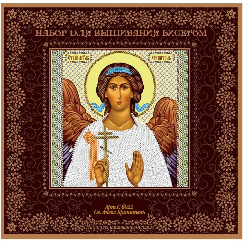 """Nova Sloboda - Набiр для вишивання iкони """"Ангел Хранитель"""" / фото №1389"""