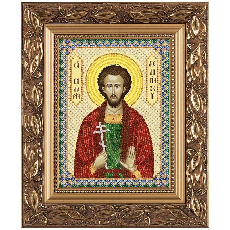 """Набiр для вишивання iкони """"Св. Мч. Валерій Мелітинський"""""""