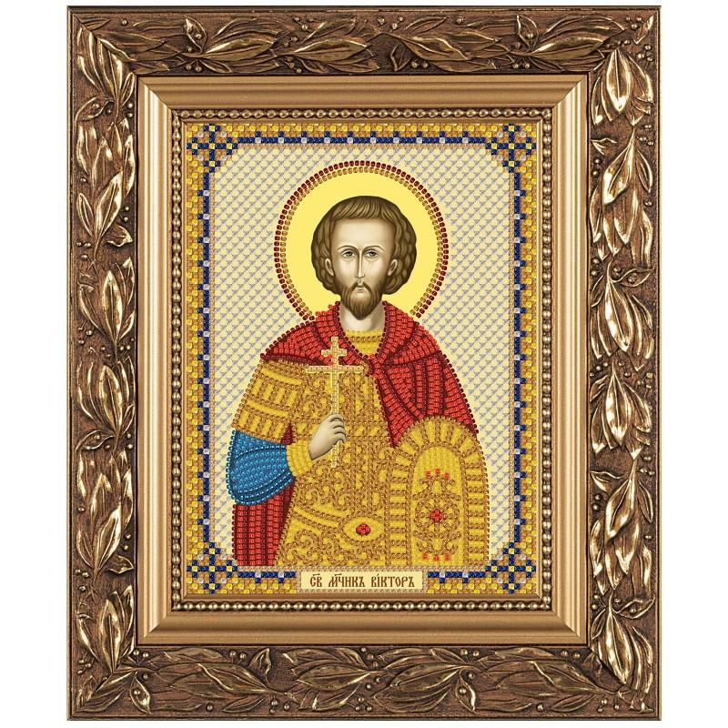"""Набiр для вишивання iкони """"Св. Мч. Віктор"""""""
