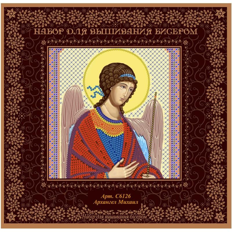"Nova Sloboda - Набiр для вишивання iкони ""Архангел Михаїл"" / фото №1441"