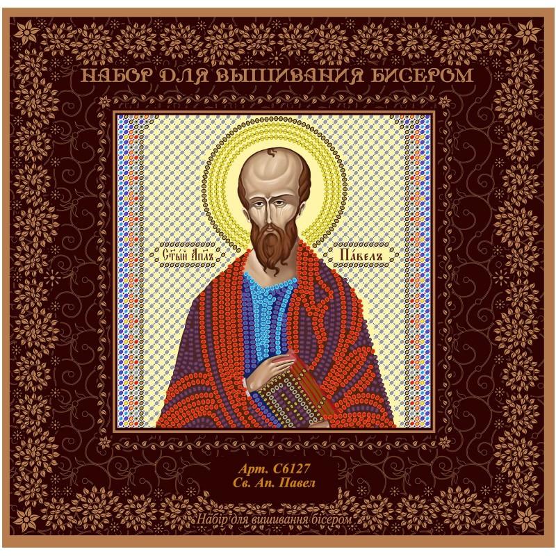 "Nova Sloboda - Набiр для вишивання iкони ""Св. Ап. Павло"" / фото №1443"