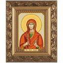 """Набор для вышивки иконы """"Св. Мц. Дарья (Дария) Римская"""""""