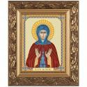 """Набор для вышивки иконы """"Св. Прмц. Евгения Римская"""""""