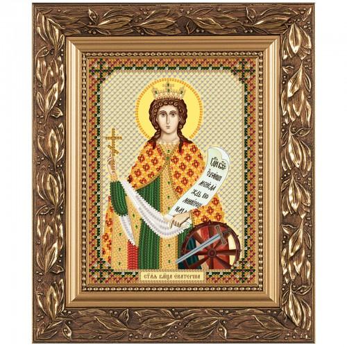 """Набор для вышивки иконы """"Св. Вмц. Екатерина Александрийская"""""""