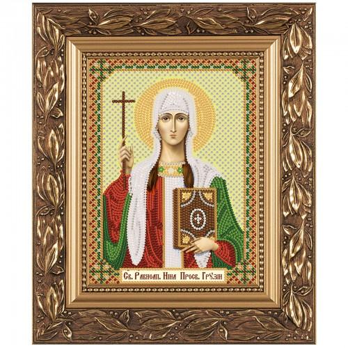 """Набор для вышивки иконы """"Св. Равноап. Нина Просвет. Грузии"""""""