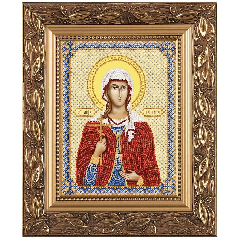 """Набiр для вишивання iкони """"Св. Мц. Тетяна (Татіана) Римська"""""""