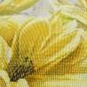 """Набор для вышивки нитками на канве с фоновым изображением """"Магнолия Баттерфляй"""""""