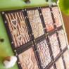 """Набори для вишивки на полімерній перфорованій основі Perfostitch """"Ілюзія сонця"""""""