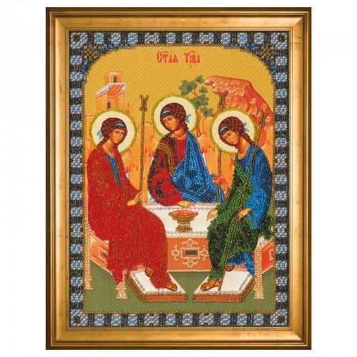 """Набор для вышивки иконы """"Св. Троица"""""""