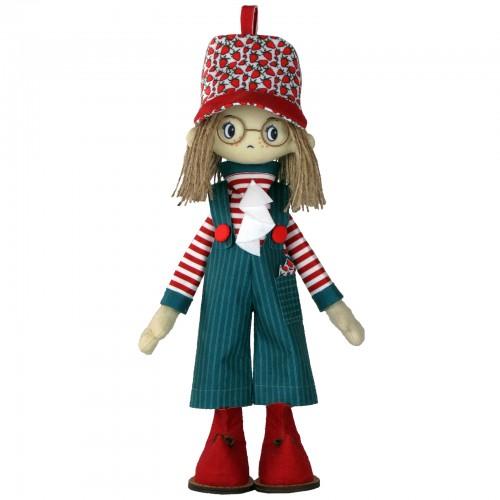 """Набір для шиття інтер'єрної каркасної ляльки """"Пітер"""""""
