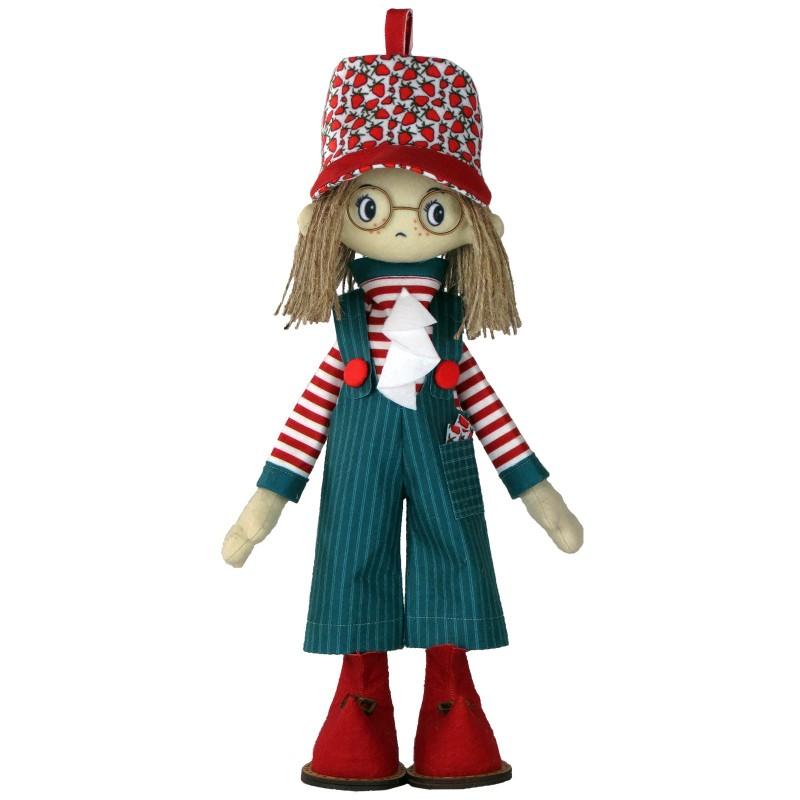 """Набор для шитья каркасной интерьерной куклы """"Питер"""""""