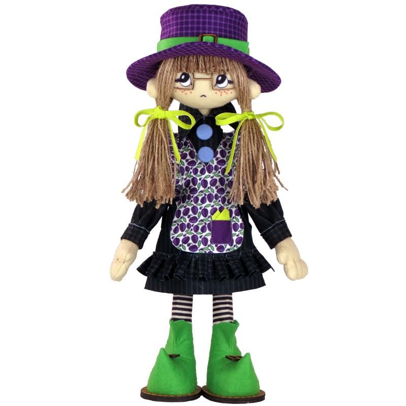 """Набір для шиття інтер'єрної каркасної ляльки """"Деніза"""""""