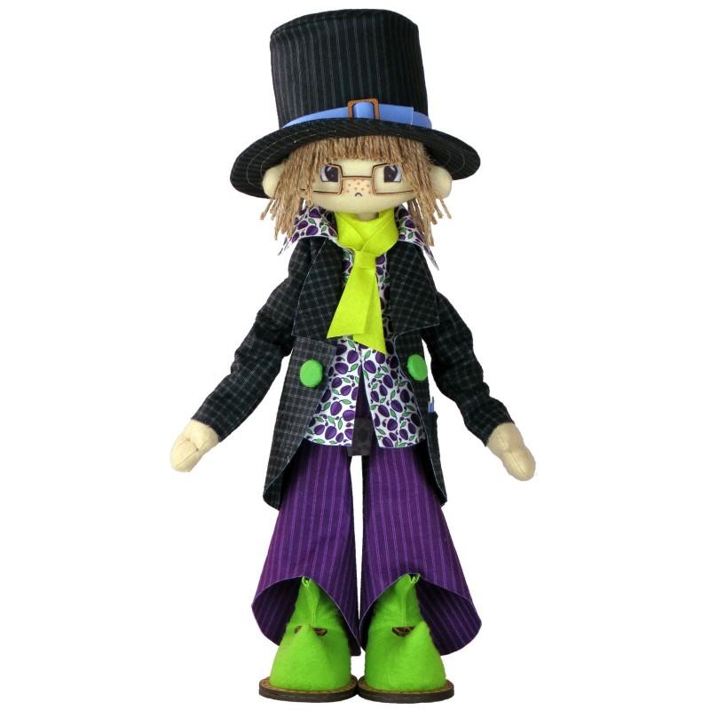 """Набір для шиття інтер'єрної каркасної ляльки """"Фелікс"""""""