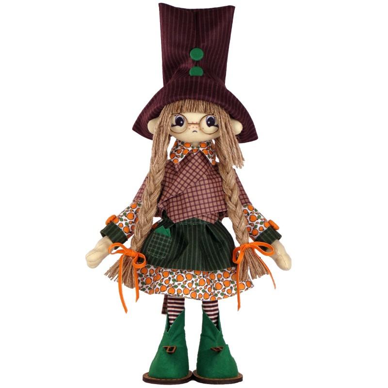 """Nova Sloboda - Набір для шиття інтер'єрної каркасної ляльки """"Катаріна"""" / фото №2540"""