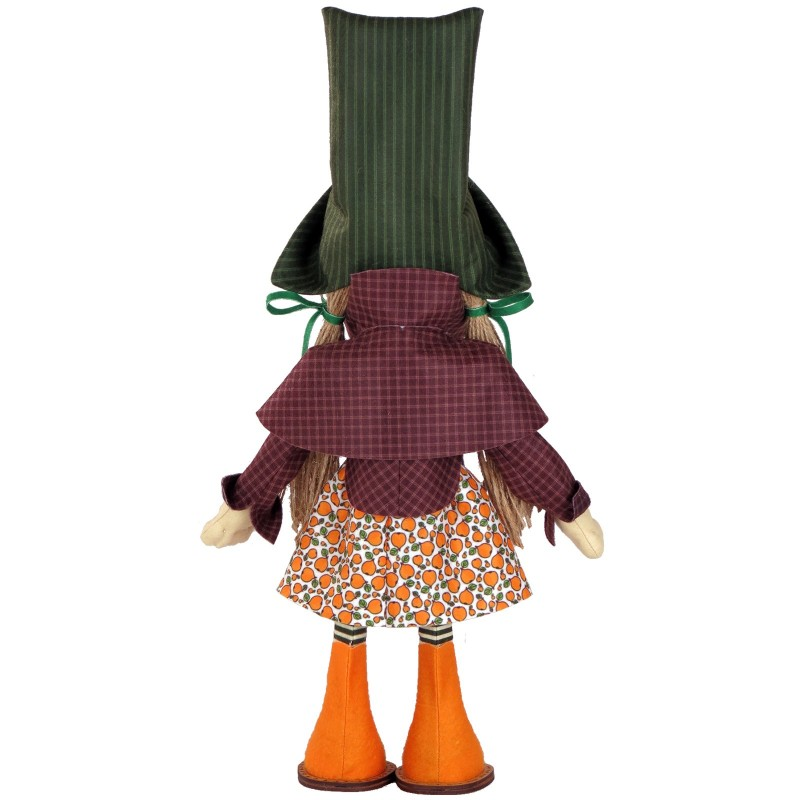 """Nova Sloboda - Набор для шитья каркасной интерьерной куклы """"Гертруда"""" / фото №2544"""
