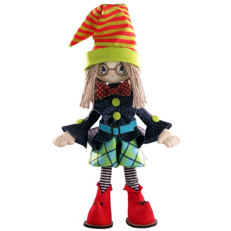 """Nova Sloboda - Набір для шиття інтер'єрної каркасної ляльки """"Андерс"""" / фото №2551"""