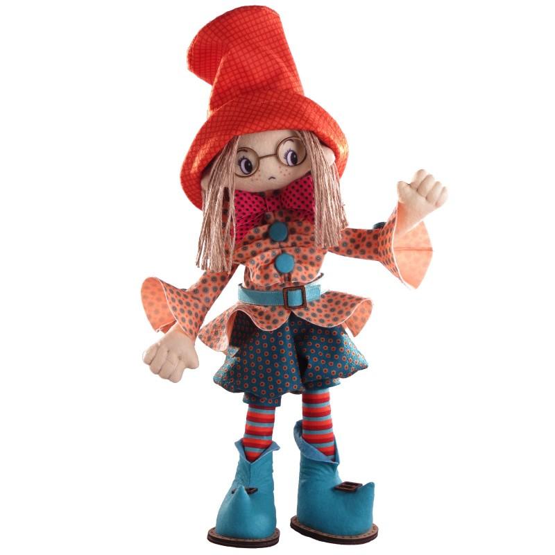 """Nova Sloboda - Набор для шитья каркасной интерьерной куклы """"Олле"""" / фото №2555"""