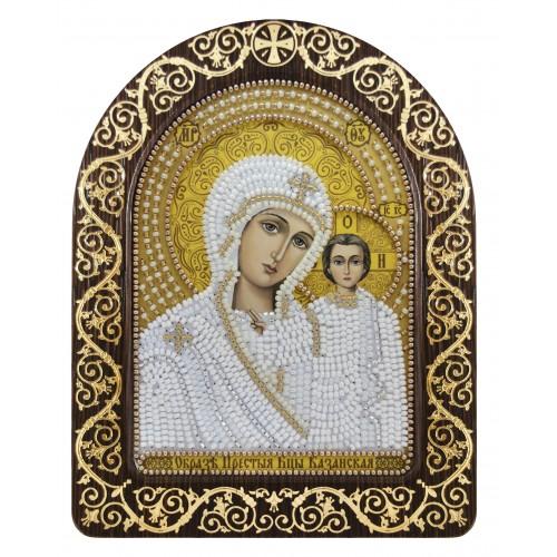 """Набор для вышивки икон в рамке-киоте """"Богородица Казанская"""""""