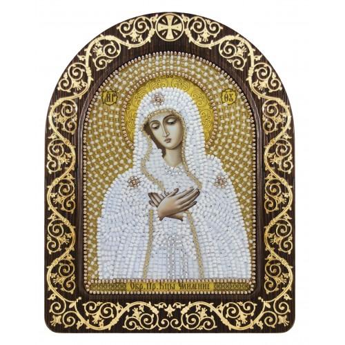 """Набор для вышивки икон в рамке-киоте """"Богородица """"Умиление"""""""