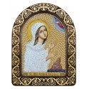"Набор для вышивки икон в рамке-киоте ""Св. Мц. Фотиния Самаритянка (Светлана)"""