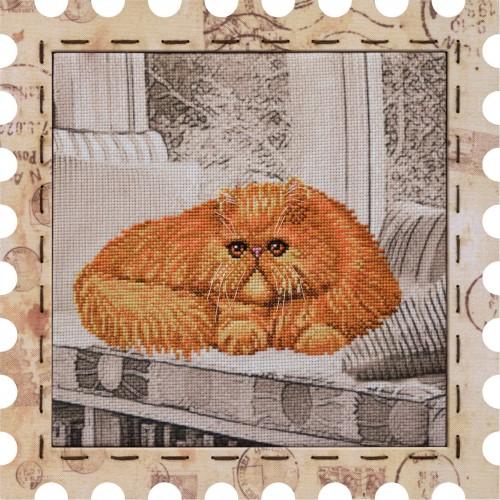 """Набір для креативного рукоділля """"Коте. Царь"""""""