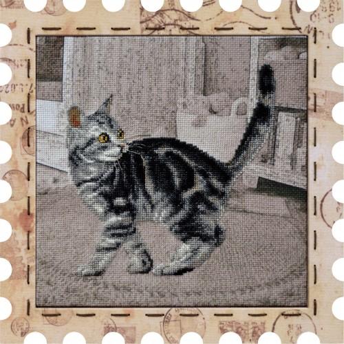 """Набір для креативного рукоділля """"Коте. Матроскін"""""""