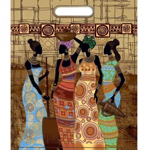 """Набір для створення сумки """"Африканські красуні"""""""